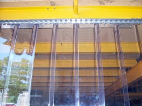 Pvc flexible for Aros de plastico para cortinas